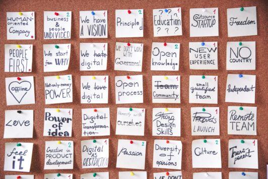 Un foglietto, colla e inventiva: nasce il Post-it