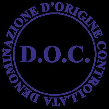 Marchio di qualità agroalimentare vino DOC